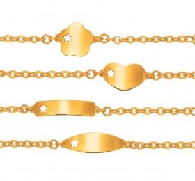 미아방지 팔찌(민무늬)